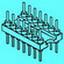 20 Pin Machine Plug Adapter        AP320-T-A1