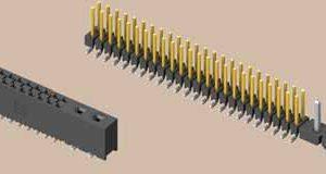 2 Signal 4 Power Signal Power Combo Header        HPMC102-04-T-D-04
