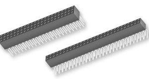 2×12 Socket Strip, Double Row          SSW-112-01-T-D
