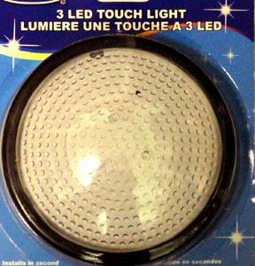 3 LED TOUCH LIGHT              BT-207