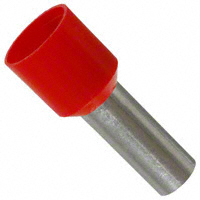 Wire Ferrule, 8awg, Insulated, Red      11121100