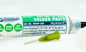 Lead Free Solder Paste, No Clean, 25g(0.9oz)    4900P-25G