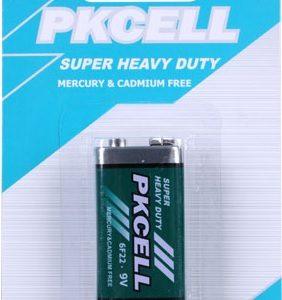 9v Super Heavy Duty Battery          6F22-1
