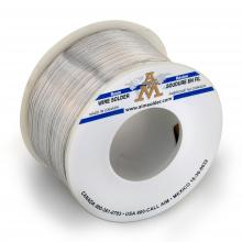 Solder, Rosin Core, 1.2mm DIA, 250gm    RA-SN63-250-6