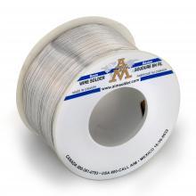 Solder, Rosin Core, 1.2mm DIA, 250gm    RA-SN63-250-6