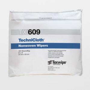 Cleanroom wipe 9″x9″ Texwipe TX609