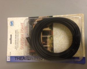 45-5230, Toslink to Toslink LIGHT LINK CABLE-30′