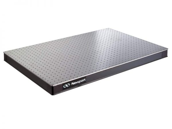 "Newport Honeycomb Optical Breadboard, ferromagnetic stainless steel 2' x 2' x 2.3"", A0105853, SG-22-2"
