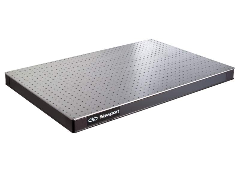 "Newport Honeycomb Optical Breadboard, ferromagnetic stainless steel 2' x 2' x 2.3"", A0105853, SG-22-2"