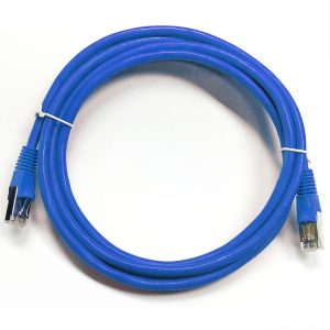 CAT5e LAN Cables Blue 50′