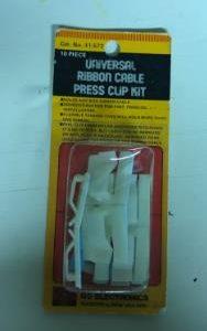 Universal Ribbon Cable Press Clip Kit