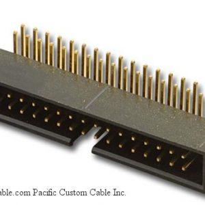 IDC Header 34-pin Right Angled