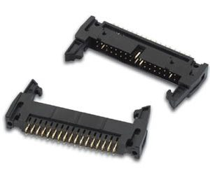 PCB Header Connectors 34-pin