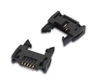 PCB Header Connectors 10-pin