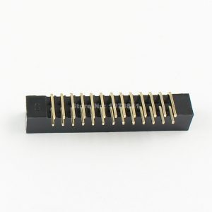 Boxed Header 26-pin Right Angled