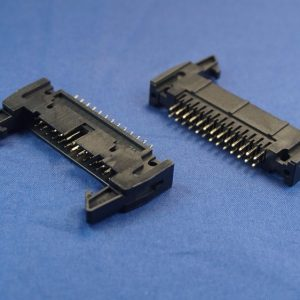 Latch Header 26-pin Right Angle
