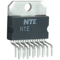 Integrated Circuit Hammer and Stepper Motor Driver