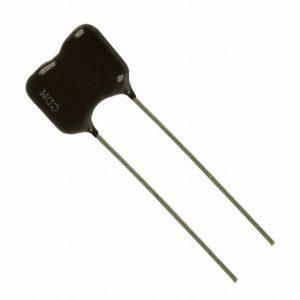 Capacitor, 5100pf 300v 1%, Mica   CD19FD512F03