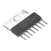 Integrated Circuit 5.7 W Power Amp
