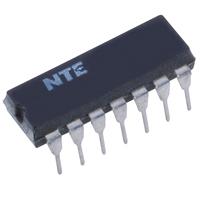 Integrated Circuit Quad Low Noise JFET Input OP Amp