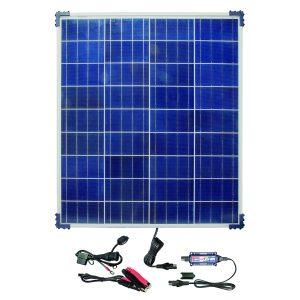 OptiMate SOLAR + 80W Solar Panel