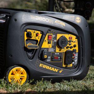 W03883 Firman Generator