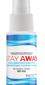 824-60HS Hand Sanitizer 60ml