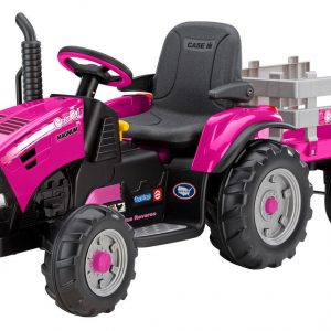 CASE IH Magnum Tractor and Trailer Pink