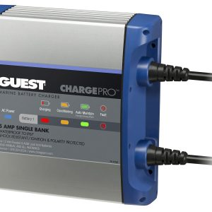 Guest On-Board Battery Charger 5A / 12V; 1 Bank; 120V Input