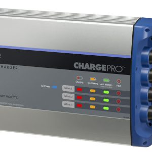 Guest On-Board Battery Charger 15A / 12V; 3 Bank; 120V Input