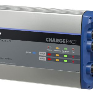 Guest On-Board Battery Charger 20A / 12V; 2 Bank; 120V Input