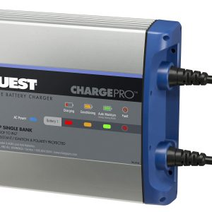 Guest On-Board Battery Charger 10A / 12V; 1 Bank; 120V Input