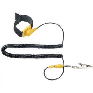 ESD Velcro Wrist Strap 10ft