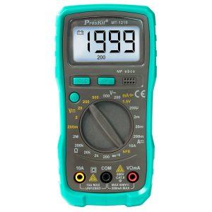 Pro'sKit 3 1/2 Compact Digital Multimeter