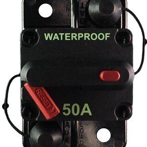 PICO 50 AMP Type III Manual Reset Circuit Breakers