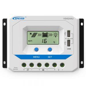 EP Solar ViewStar 45A PWM Solar Charge Controller