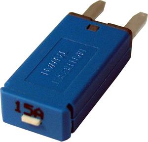 15A TYPE III Manual Reset Circuit Breaker