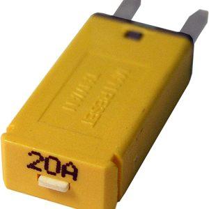 20A TYPE III Manual Reset Circuit Breaker