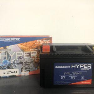 PAL7AHY / CTX7A-LI 12.8v 125CA  Lithium Battery
