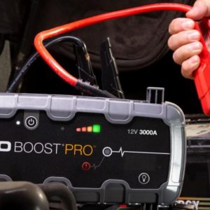 NOCO Genius GB150 Jump Starter and Power Bank, 3000 Amp