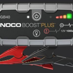 NOCO Genius GB40 Jump Starter and Power Bank, 1000 Amp