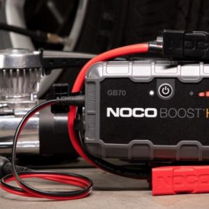NOCO Genius GB70 Jump Starter and Power Bank, 2000 Amp