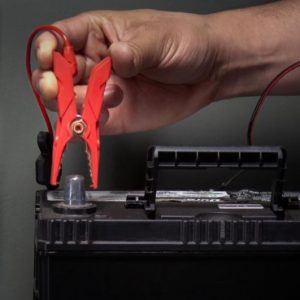 1-Amp Battery Charger, Battery Maintainer, and Battery Desulfator